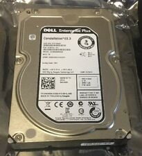 "DELL ENTERPRISE 3tb 7.2k SAS 6gb 3.5"" Hard Drive 04cmd9 st3000nm0023 9zm278-157"
