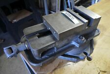 Milling Machine Vise With Swivel Base (Inv.35870)