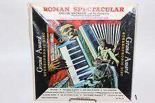 "Charles Magnante and his Orchestra ""Roman Spectacular"" Grand Award LP 1957 M-"