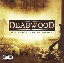 Deadwood: Music From the HBO Original Series [PA] by Various Artists (CD,...