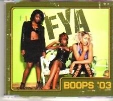 (CT610) FYA, Boops '03 - 2003 DJ CD