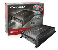 Pioneer GM-D8601 Mono Subwoofer Amplifier 800W Car Amp New GMD8601