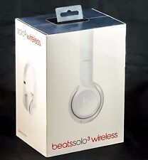 Beats Solo3 Solo 3 Wireless On-Ear Headphones MNEP2LL/A - Gloss White