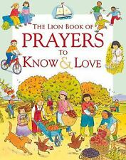 The Lion Book of Prayers to Know and Love by Sophie Piper (2016, Hardcover)