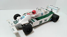 SLOT 1:32 SCALEXTRIC SCX SPAIN ALTAYA WILLIAMS FW07 F1 CLAY REGAZZONI 1979 MINT