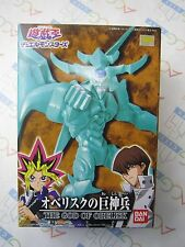 Yu-Gi-Oh Dual Monster The God of Obelisk The Tormentor Figure Kit Bandai Japan