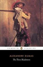 The Three Musketeers (Penguin Classics)-ExLibrary