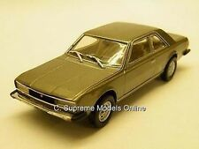 FIAT 130 COUPE CAR 1/43RD SCALE EXC DETAIL