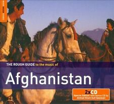 The Rough Guide to the Music of Afghanistan [Digipak] by Various(CD Bonus CD)