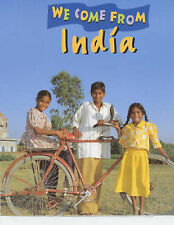 David Cumming India (We Come from) Very Good Book