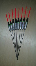 8 x Assorted High Quality Pole Fishing Floats (Pack 341R8)