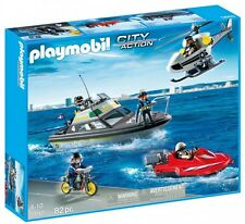 Playmobil City 5990 82 piezas Raro Coleccionable Action