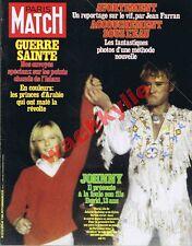 Paris Match n°1593 du 07/12/1979 Mecque Arabie Saoudite Islam Hallyday del Duca