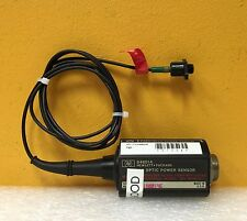 HP 84801A, 600 to 1200 nm, 200 ohm Resistance, Fiber Optic Power Sensor, Tested