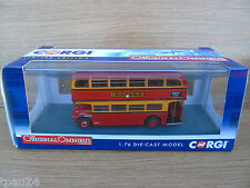 Corgi OM46308A Routemaster, Black Prince, X51 Morley/Fountain St Via Elland Road