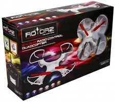 Rotorz 2.4Ghz Remote Control R/C 6 Axis Gyroscope Quadcopter Heli Drone - RT-09
