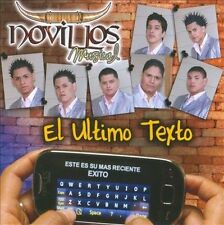 Novillos Musical: Ultimo Texto  Audio CD