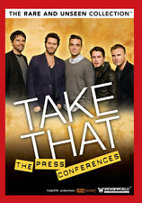 DVD:RARE AND UNSEEN TAKE THAT - RARE AND UNSEEN TAKE THAT - NEW Region 2 UK
