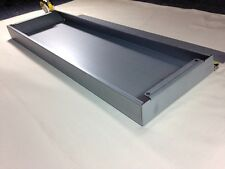 Super Reverb-style  Blank Amp Chassis with blank front face