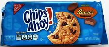 NEW Nabisco Reese's Peanut Butter Chips Ahoy Cookies FREE WORLDWIDE SHIPPING