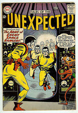 Tales of the Unexpected #78 (DC 1962, fn+ 6.5) guide value: $33.00 (£22.00)
