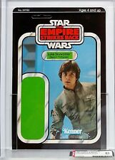 ESB PROTOTYPE PROOF LUKE SKYWALKER BESPIN AFA 85 NM+ UNPUNCHED!  RARE NO OFFER!