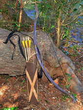 The Lord of the Rings: Legolas Mirkwood Bow, 4 Arrows, and Quiver