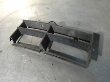 BMW e39 525d touring 95-04 front lower bumper grill NSF passenger 8235673