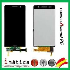 PANTALLA COMPLETA PARA HUAWEI ASCEND P6 TACTIL + LCD TOUCH SCREEN NEGRO NEGRA