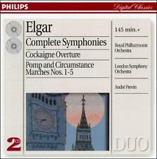 Elgar: Complete Symphonies - Pomp and Circumstance / Cockaig - Disc Only No Case