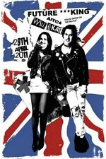 POSTER Will and Kate Punks