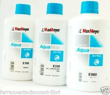 MAX MEYER AQUAMAX EXTRA TINTA BASE AD ACQUA E100 725 904 320 330 340 360 370 980
