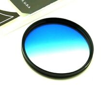 72mm Graduated Blue Filter For Sigma Canon Nikon or All 72mm Filter Size Lens
