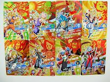 Dragon Ball Heroes GDM HGD 5 CP 8 cards complete set