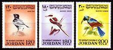 Jordanien Jordan 1970 ** Mi.790/92 Vögel Birds