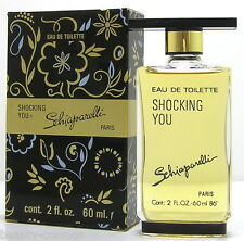 Schiaparelli Shocking You 60 ml EDT Flakon Neu OVP