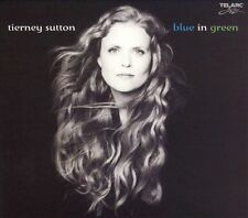 TIERNEY SUTTON on BLUE IN GREEN The ALBUM Music CD of BILL EVANS Pop VOCAL JAZZ!