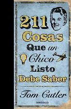 211 cosas que un chico listo debe saber (Spanish Edition)-ExLibrary