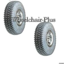 "3.00-4 (10""x3""260x85) Foam Filled Drive Wheels for ActiveCare Power Wheelchair's"