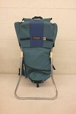 Tough Traveler Kid Carrier/Baby Backpack Green Fast Shipping LOOK