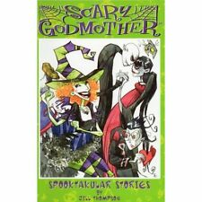 Scary Godmother Spooktacular Stories by Jill Thompson (2004, Paperback) OOP
