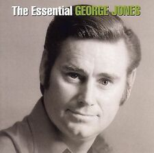 Jones, George-The Essential George CD NEW
