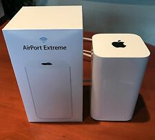 Apple AirPort Extreme Wireless Router 802.11ac Wi-Fi ME918LL/A