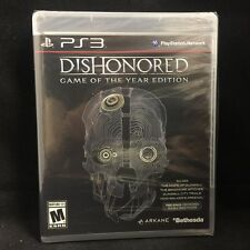 Dishonored -- Game of the Year Edition (Sony PlayStation 3, 2013)