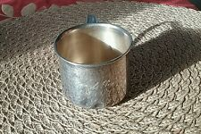 Reed and Barton / Webster  Sterling Silver Baby Cup