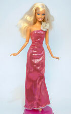 Barbie Doll Mattel Party dress wedding gown Casual wears clothes Outfit G100006