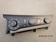 11 - 14 TOYOTA SIENNA LE SE XLE LIMITED A/C HEATER CLIMATE CONTROL 5590008141B0