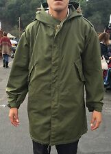 1951 KOREAN WAR FISHTAIL PARKA SIZE M