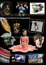 STEP-BY-STEP PHOTOSHOP INSTRUCTIONAL TRAINING COURSE on DVD+ MANY EXTRAS~A MUST
