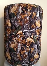REALTREE CAMO HUNTING 5 GALLON WATER COOLER BOTTLE COVER KITCHEN DECORATION